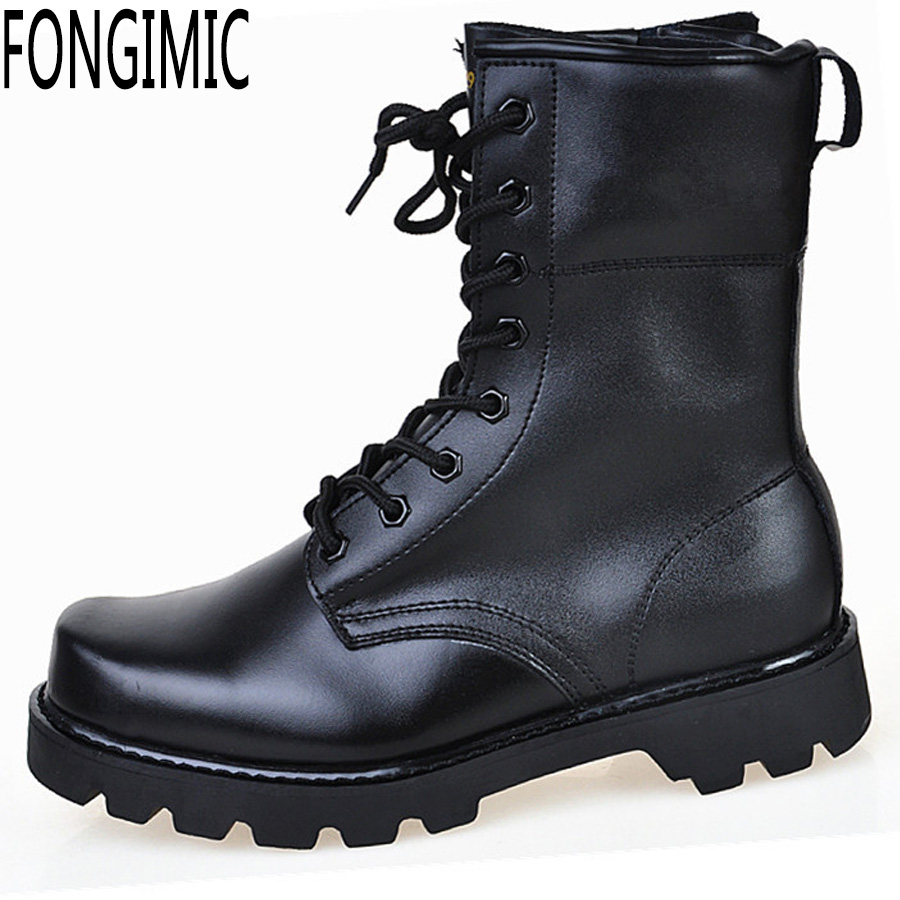 Comfortable Combat Boots Promotion-Shop for Promotional ...