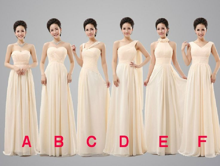 2014 Cheap Pleated Criss Cross Sweetheart A-Line Floor-Length Chiffon Bridesmaid Dresses - MENGFEISHABRIDAL store