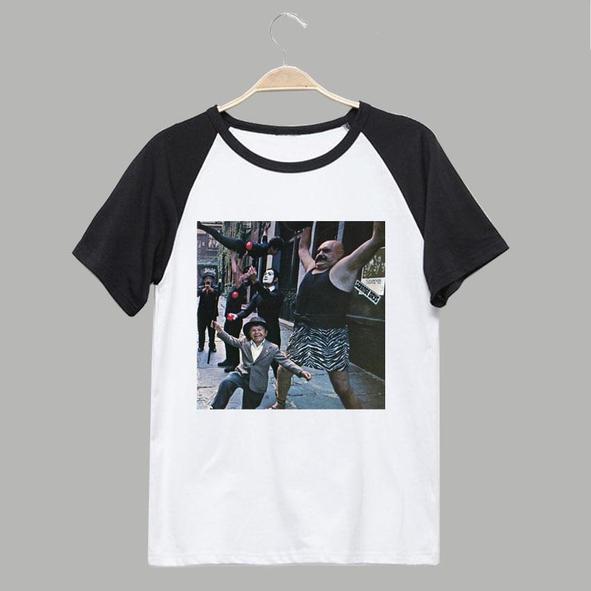 rock band the doors strange days jim morrison vintage fashion t shirt(China (Mainland))