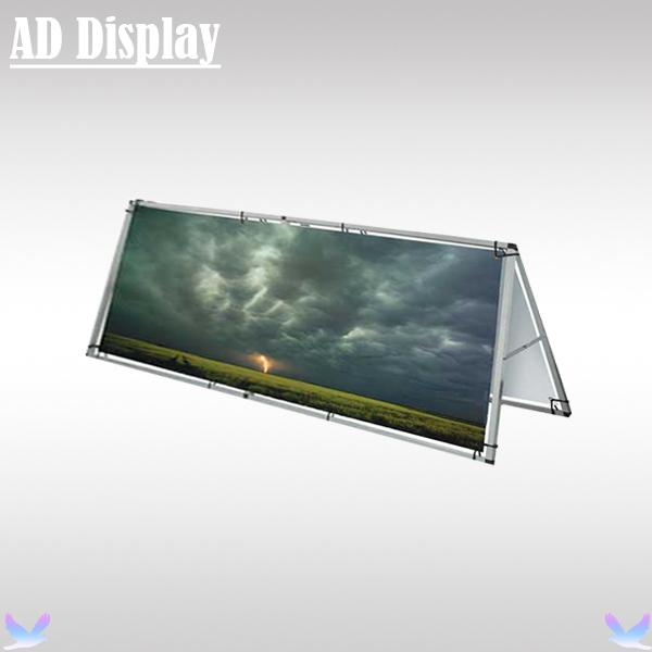 Portable Exhibition Frame : Popular aluminum display frames buy cheap