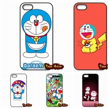Cute Japan Cartoon Animals Doraemon Case Cover For Huawei Ascend P6 P7 P8 P9 Lite Mate 8 Honor 3C 4C 5C 6 7 4X 5X G8 Plus