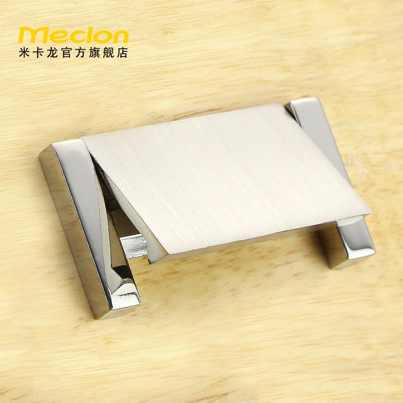 Furniture door drawer handles invisible dark surface mounted handle AH03240(China (Mainland))