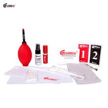 2015 Eirmai KT-509 Professional Camera Cleaning Set Carema & Lens Cleaning Kit Air Blower Lens Brush Dry Wet Wipes etc(China (Mainland))