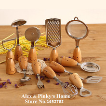 Kreative Küche Liefert Edelstahl Kochgeschirr Multifunktionale Kochen Werkzeuge(China (Mainland))