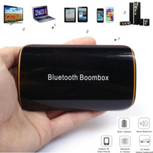 B2 Wireless Stereo Bluetooth 4.1 + EDR Receiver Audio Music Box with Mic 3.5mm RCA for Speaker Car AUX Home Audio System Devices(China (Mainland))