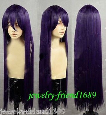 Wholesale heat resistant LY free shipping New Cosplay font b wig b font Ichinose Kotomi long