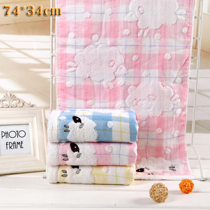 Embroidery baby Bath Towels Washcloth International Trade lowest price best selling NO.1 Infant kitchen bathroom Handkerchief(China (Mainland))