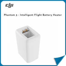 Original DJI Intelligent Flight Battery Heater for Phantom 3 Aerial RC Helicopter FPV Camera Drone