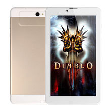 7″Tablet PC Android 4.2 16GB Unlocked 2G/3G SIM 3G Call Bluetooth GPS Wi-Fi Phablet Tablet PC Golden