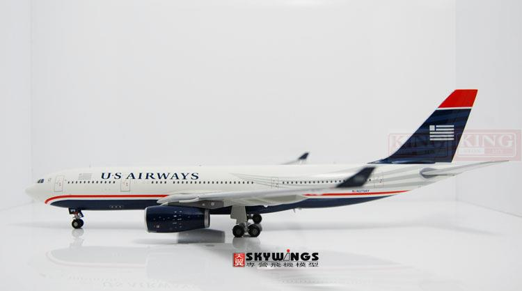 Offer: G2USA304 A330-200 Special all American Airlines N297AY 1:200 GeminiJets commercial jetliners plane model hobby(China (Mainland))