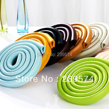 Free shipping U Style 2m New Baby bumper strip Baby Safety Corner protector Glass Table Edge