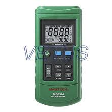 Ms6514 Dual Channel entrada usb termómetro humedad grabadora