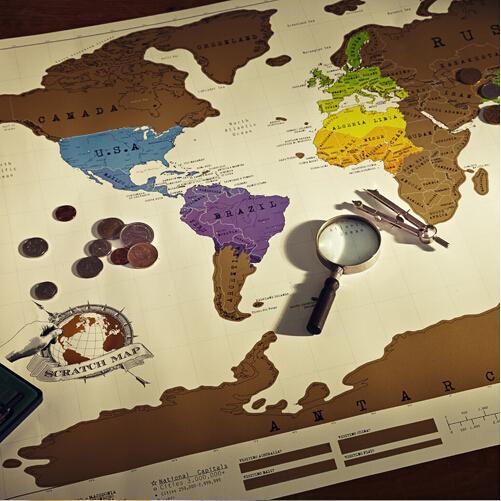 Географические карты из Китая