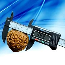 1 Pc Carbon Fiber Composite 6 inch 150 mm Vernier Digital Electronic Caliper Ruler#ZH278