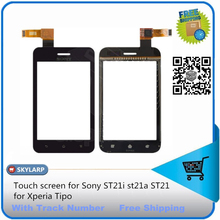 LCD for Sony ST21i Xperia Tipo, ST21i2 Xperia Tipo cell phone Single LCD Display without Touch panel Screen no touchscreen