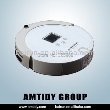 (Free To Mexico) Newest Model Multifunciton Intelligent Vacuum Cleaner For Mexico Buyer