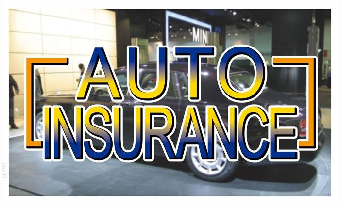 bb793 Auto Insurance Car Banner Shop Sign(China (Mainland))