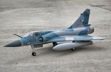 Freewing 2014 new rc airplane Mirage 2000 80mm edf jet PNP KIT 6S Standard and upgrade version(Hong Kong)