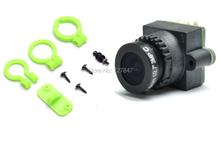 FPV Mini Digital Video Camera FPV-1000TVL 1000 TVL Line 2.8mm NTSC PAL w/ Camera lens Seat for Aerial Photography N/P Pattern(China (Mainland))