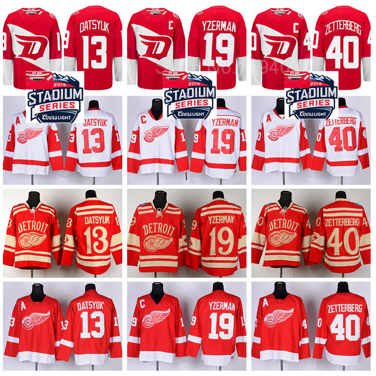 e3ebd2e9c ... italy detroit red wings hockey jerseys 31 curtis joseph 33 kris draper  17 brett hull jersey low price authentic ...