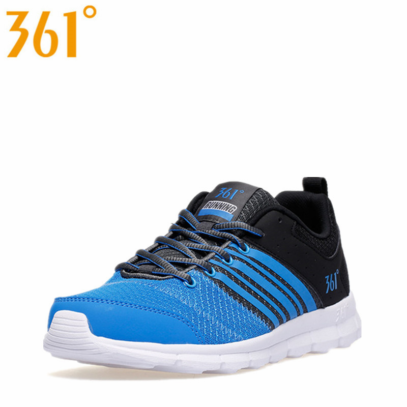 361 Men's Breathable Damping Running Sneakers Lightweight Comfortable Hard-Wearing Outdoor Athletic Shoes 571522241Q1W08(China (Mainland))