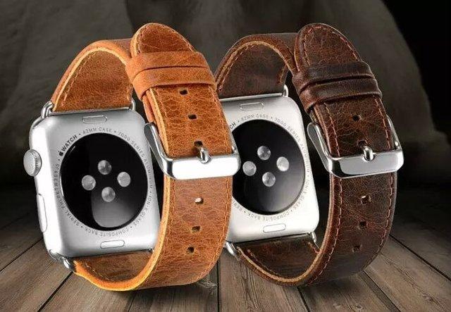 купить кожаный ремешок на часы toys