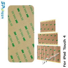 3 in 1 NEW Touch Digitizer Frame Adhesive Sticker 3M Strips  for Apple iPod Touch4 Gen Free Shipping(China (Mainland))