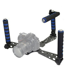 Buy DSLR Filmmaking System Shoulder Mount Stabilization Stabilizer Canon 5D Nikon 4D Sony Panasonic DSLR Cameras Camcorders for $35.29 in AliExpress store