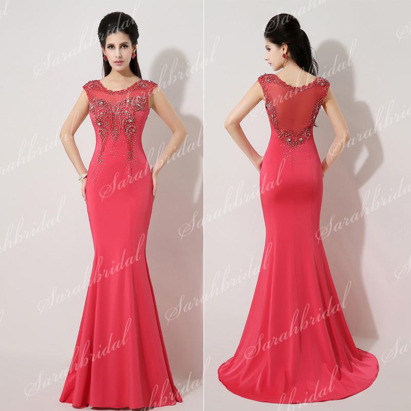 Вечернее платье Sarahbridal vestido festa de casamento XU021 вечернее платье sarahbridal vestido festa de casamento xu021