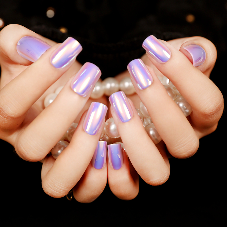 Mirrored Nail Polish - The Hottest Manicure Trend to Try Right Now