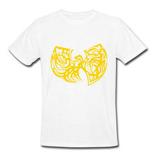 Buy Men Tee Shirt Tops Short Sleeve Cotton Fitness T-Shirts Wu Tang Clan O-Neck Hiphop Cotton Men'S Short Sleeve Tee Shirts for $11.34 in AliExpress store
