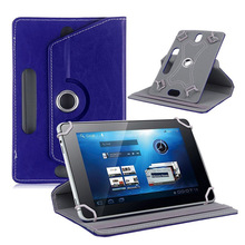 Buy 360 Rotation universal 7 inch tablet leather case Stand Cover Android Tablet PC PAD tablet 7 inch Accessories for $6.07 in AliExpress store