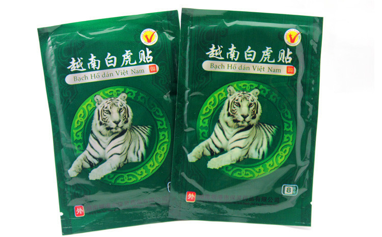 2 bags Tiger Balm Plaster Pain Relieving Plaster Muscle Back Pain(China (Mainland))