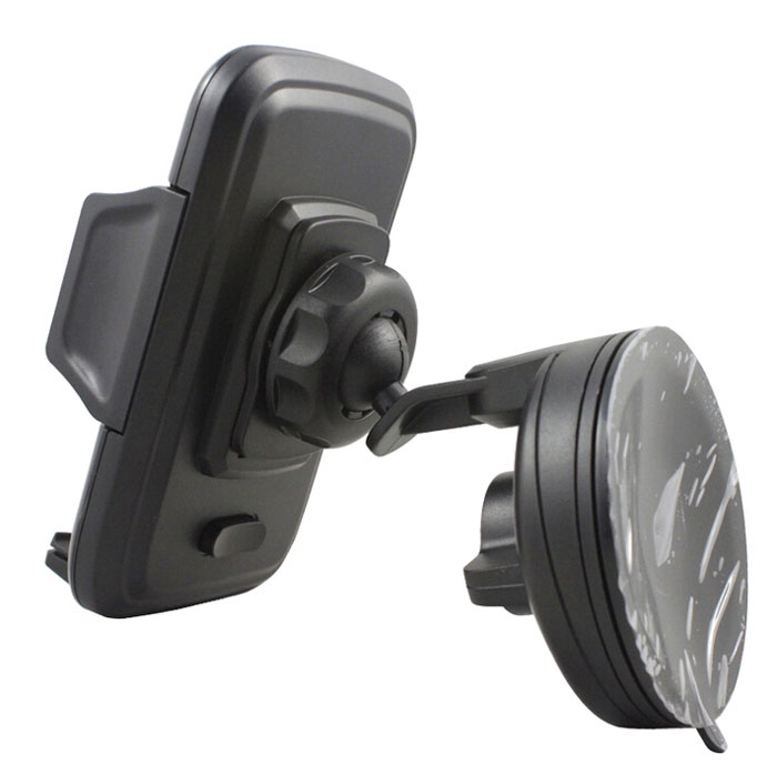 Window Suction Mount Car Holder Cell Phone Stand Holder Rotary For Lenovo Vibe Shot ,A6000 A5000, A6000 Plus, P70,Vibe P1m(China (Mainland))