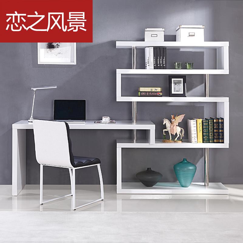 Компьютерный стол современный дизайн.