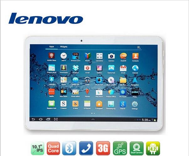 Lenovo 10 inch Tablet GPS Wifi Bluetooth With Dual SIM Card 3G tablet pc RAM 2GB ROM 16GB Quad Core 1.7Ghz Tablet 7 8 9 10(China (Mainland))
