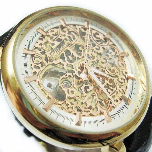 Часы орбита скелетоны