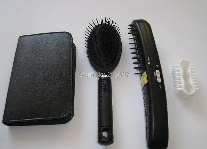 Power Brush Laser Comb