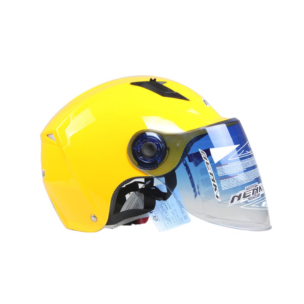 NENKI 2016 New Summer Half Helmet Breathable Men Women Motorcycle Motocross Helmet Electric Vehicle Lightweight Hellmet(China (Mainland))