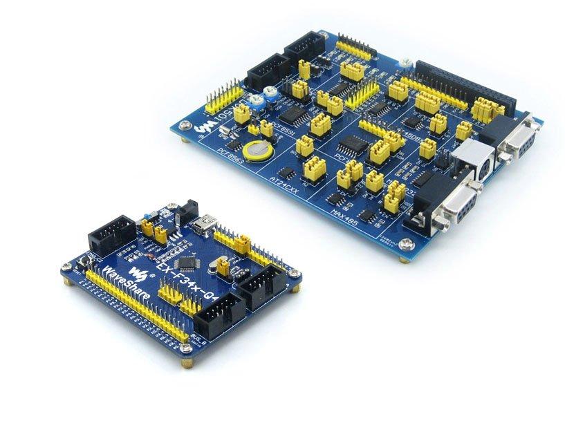 C8051F Series C8051F340 8051 C8051F34x Evaluation Development Board Kit + DVK501 System Tools =EX-F34x-Q48 Premium Free Shipping<br><br>Aliexpress