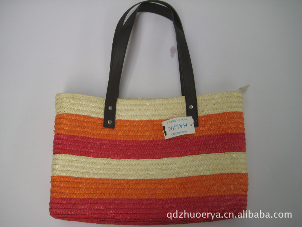 Fashion casual bags, natural natural wind, green living, garden style(China (Mainland))