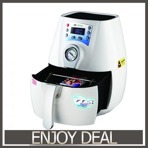 mini 3D sublimation vacuum machine heat press machine 3d mug printer phone case printer mug press t shirt printer(China (Mainland))
