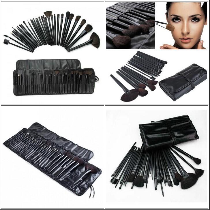 Gift Bag Of Makeup Brushes 32Pcs Professional Cosmetics Makeup Brush Set Kabuki Kit Tool Make up Beauty Brushes Makeup Brushes