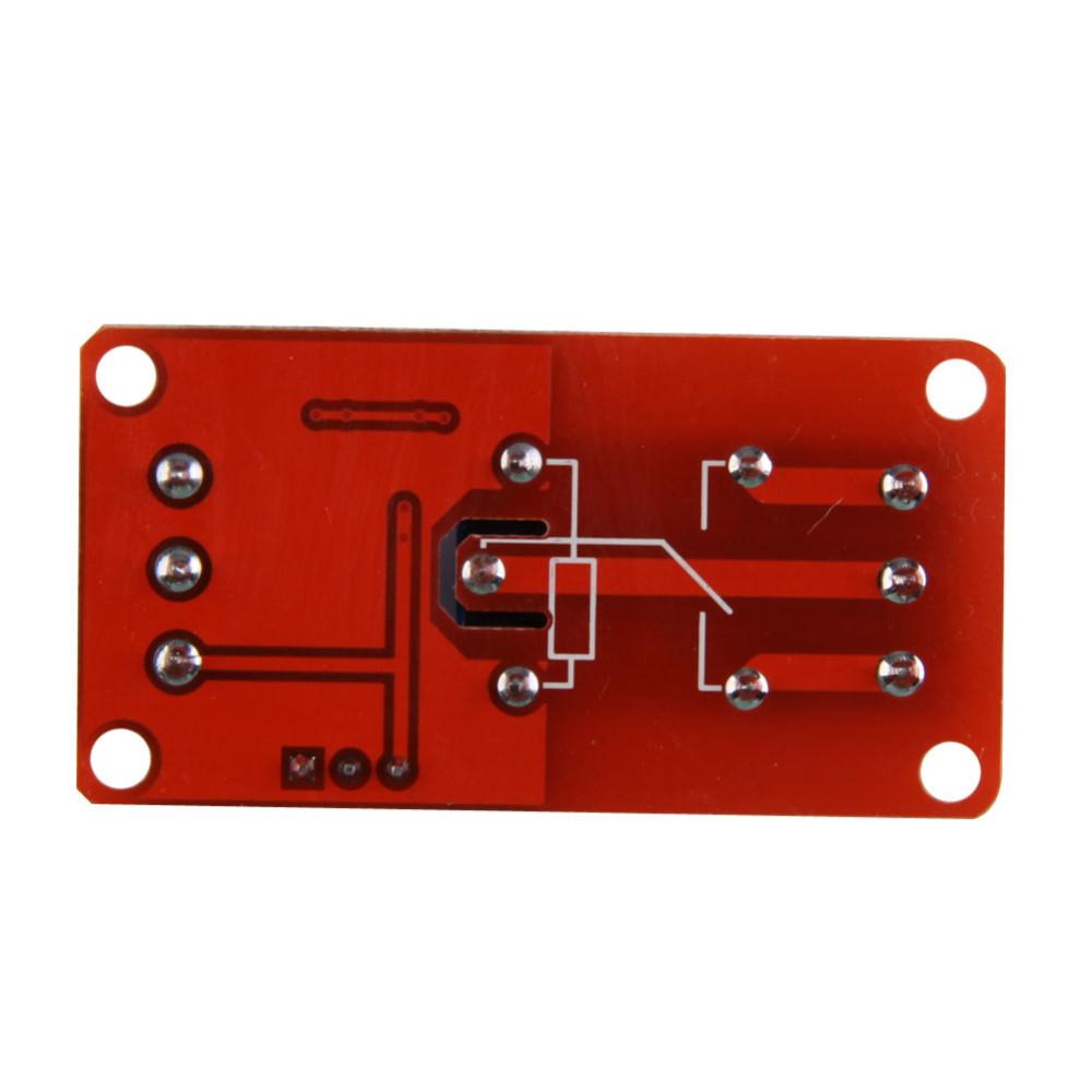 1-канальный релейный модуль 12V w / h/l Оптрон уровня триггера для arduino 5ma hv5n