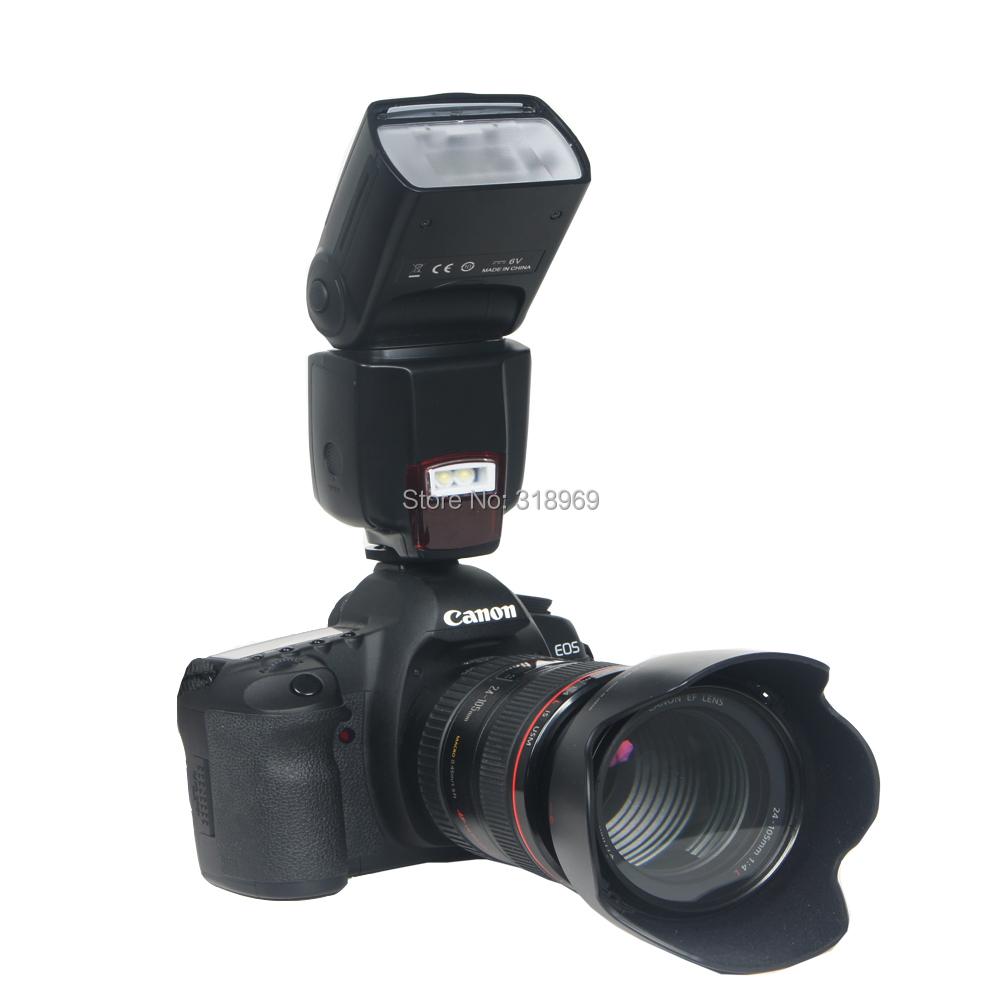 Brand new WS-560 Professional Flash Speedlite for Nikon D3100 D3200 D5100 D7000 D7100 Canon 450D 500D 550D 600D 650D 60D 70D(China (Mainland))