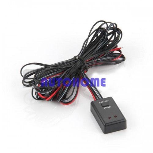 1 x Car Auto LED Flashing Light Strobe Controller Flasher Module 2 Ways(China (Mainland))