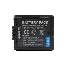 3960mAh VW-VBG390 VW VBG390 Camera Battery For Panasonic AG-AC7 HDC-SD600 HDC-SD700 HDC-SDT750 HDC-TM300 HDC-TM700 SDR-H80