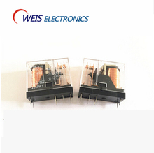 Buy Free 10 PCS/LOT Power PCB Relay 12V G2R-2-12V Two open two closed 5A 8 feet g2r-2 12v relay 5a 8pin 100% NEW oriainal ) for $17.99 in AliExpress store