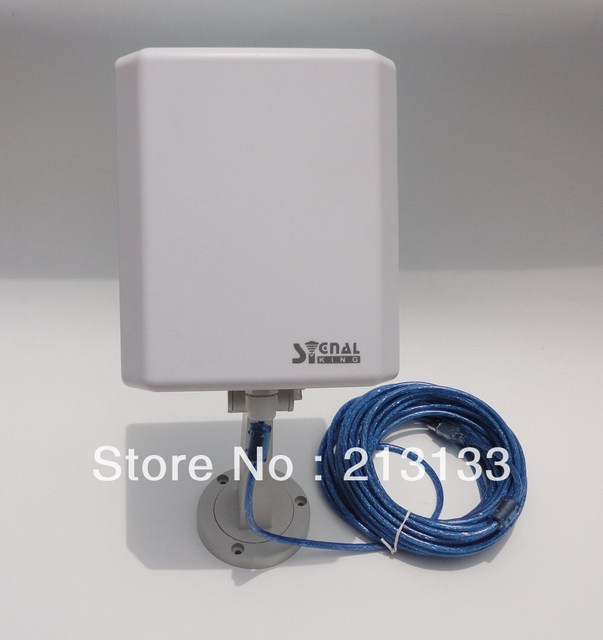 Free Shipping High Power 18dBi 3000mW 802.11b/g/n 150Mbps USB Wireless Network Adapter card Kasens SK-99TN Ralink 3070