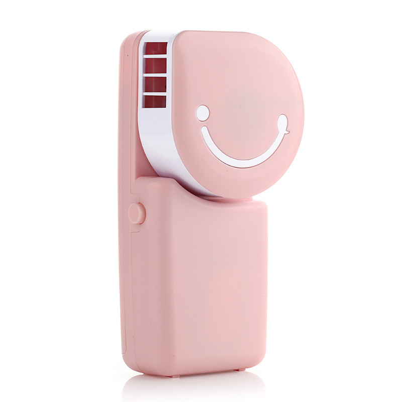 2015 New style portable mini air conditioner hand held USB cooling and humidification water fan handy cooler free shipping.(China (Mainland))